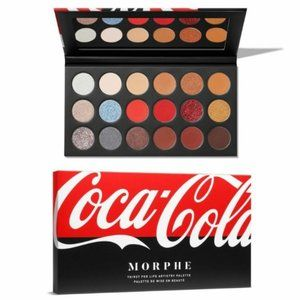 Morphe Makeup - Morphe x Coca Cola Thirst for Life palette NWT